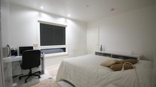 Makuuhuone 13,5m2