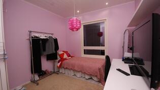 Makuuhuone 9,5m2
