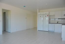 Oh + keittiö asunto I