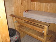 Sauna -Hetivalmis