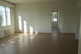 1. kerroksen sali