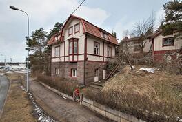 talo ja ulkorakennukset