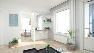 60 m²