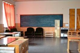 Sisäkuvaa sali/luokka