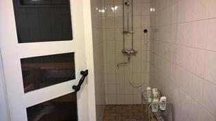 saunan suihku