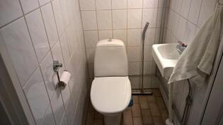 saunan wc