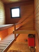 Lähes käyttämätön sauna