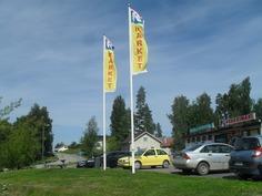 Ja Penkkimäen ruokakauppaan myös vain n. 5 km!