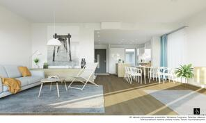 Kuva huoneistosta B5