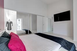 Makuuhuone 5, huikea huonekorkeus