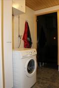 Pyykkihuollolle oma tila kylpyhuoneessa
