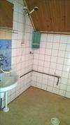 Päärakennuksen kylpyhuoneesta