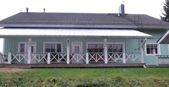 Talon takapuoli