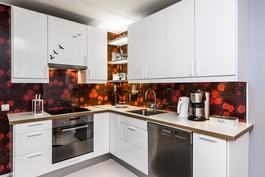 keittiö on uudistettu kokonaan 2011
