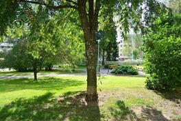 läheinen puisto