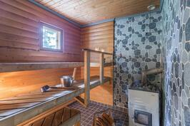 sauna (puukiuas)