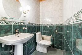 Erillisestä wc:stä