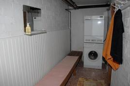 Pukuhuone/pyykkihuone