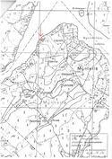 Ote Mynterlän ympäristökartasta
