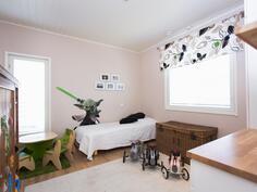 makuuhuone/sovrum