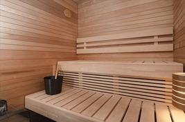 Sauna on sauna ...