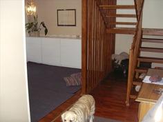olohuonetta portaikkoa