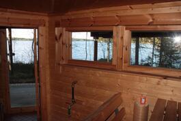 Suomalaista saunaidylliä parhaimmillaan
