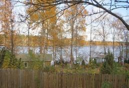 maisema syksyllä