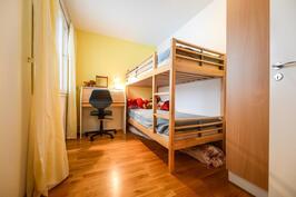 Makuuhuone 3 / Sovrum 3