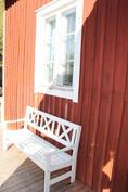 Aurinkoisella seinustalla voit nauttia kesäpäivistä