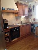 Laadukkaan kodikas keittiö