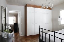 Päämakuuhuone 16 m2