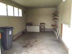 Lämmin autotalli / Varmt garage