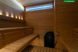 Ikunallinen sauna
