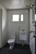 wc-istuin kylpyhuoneessa