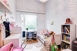 Ja toisen prinsessan huone