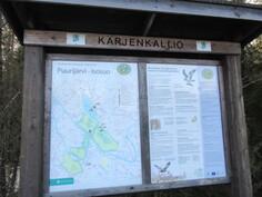 ... n. 4 km päässä oleva Puurijärven-Isosuon kansallispuisto pitkospuineen tarjoavat oivat vapaa-ajanviettomahdollisuudet luonnonhelmassa!