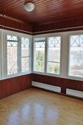 Yläkerran veranta/kuisti