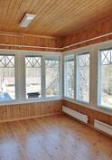 Alakerran veranta/kuisti