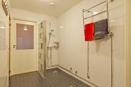 Kylpyhuone (uusittu 2010).