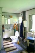 A-puolen kylpyhuone