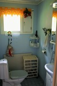 B-puolen wc