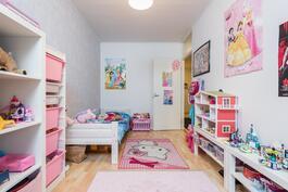 leikkipaikka, makuuhuone prinsessalle