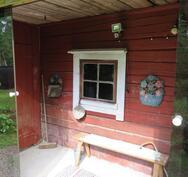 Ulkosaunan veranta