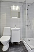 Laadukas kylpyhuone