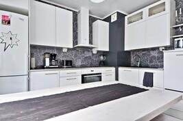Laadukas uusittu keittiö