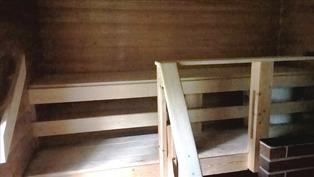Ylämökin sauna