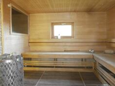 sauna..