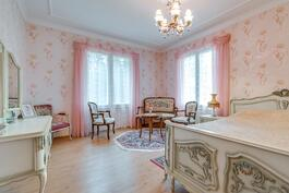 romantikon makuuhuone