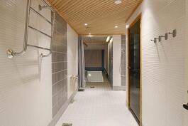 Alakerran kylpyhuonetta